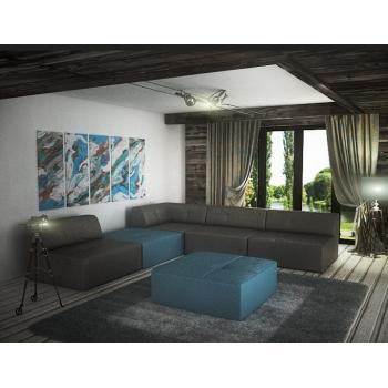 модульные диваны со спальным местом для гостиной купить екатеринбург